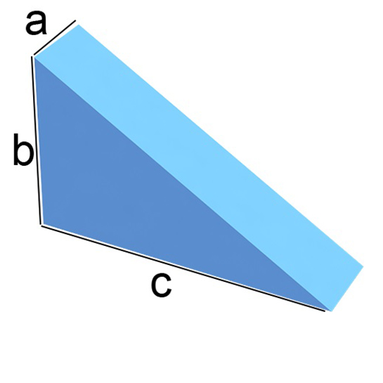 Rechtwinkelieges Dreieck
