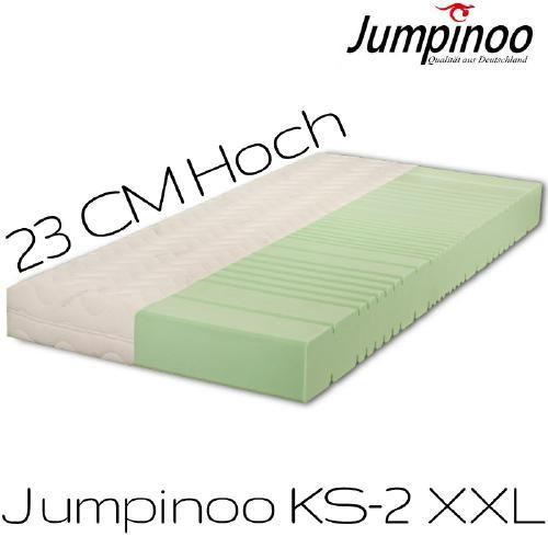 Jumpinoo Kaltschaummatratze H&oumlhe 23cm RG55 XXL