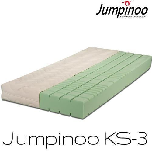 Jumpinoo Kaltschaummatratze Höhe 19cm RG55