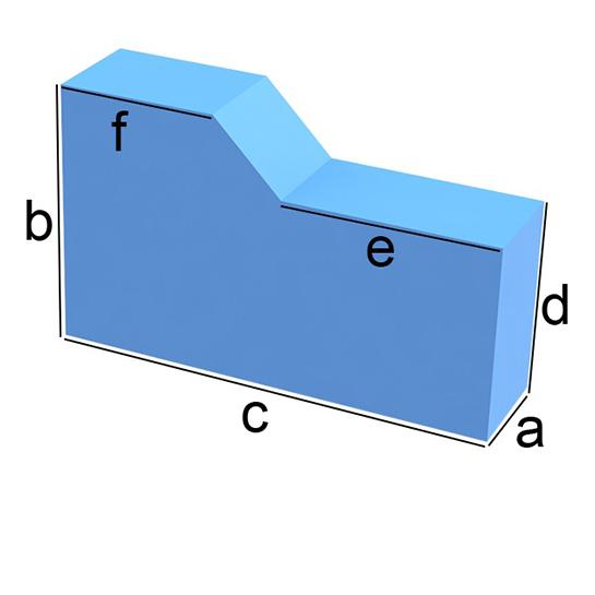 Komfort Matratzen mit kleinem Abschnitt 50 bis 90Kg