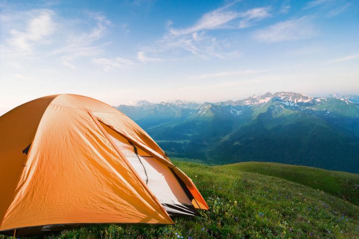 Campingmatratzen