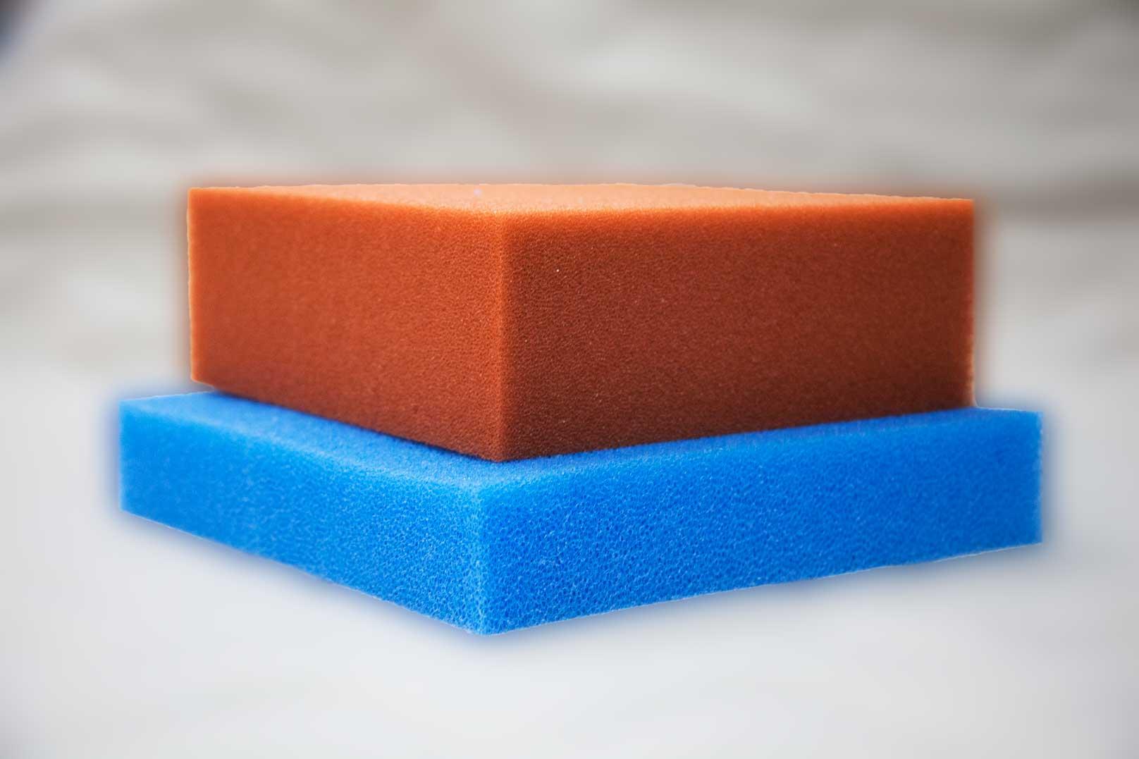 Filterschaum Schaumstoffplatten